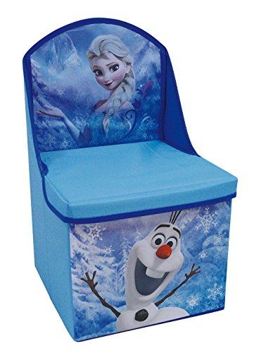 Fun House - 712439 - Reine Des Neiges -Chaise De Rangement Pliable Avec Dossier