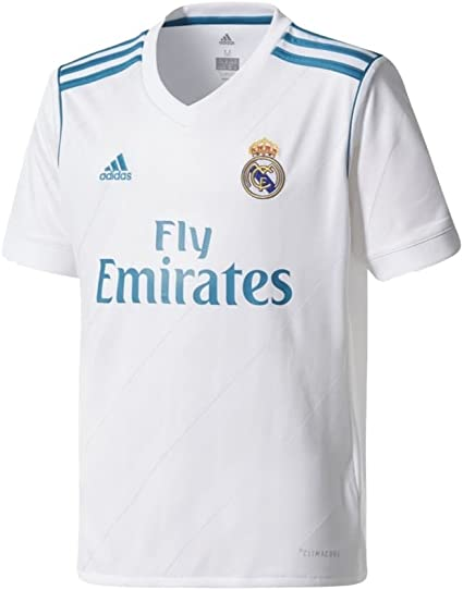 adidas Real Madrid CF Home Youth Jersey [White]