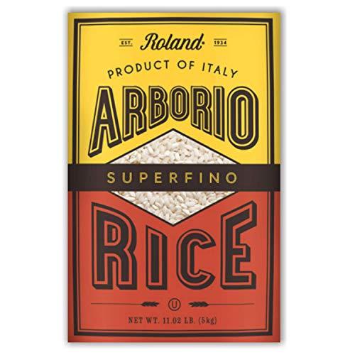 Roland Foods Arborio Rice, Superfino, 11 Lbs