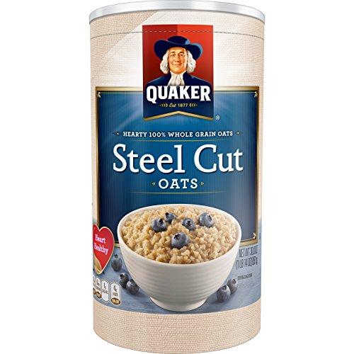 Quaker Steel Cut Oats 30 Oz