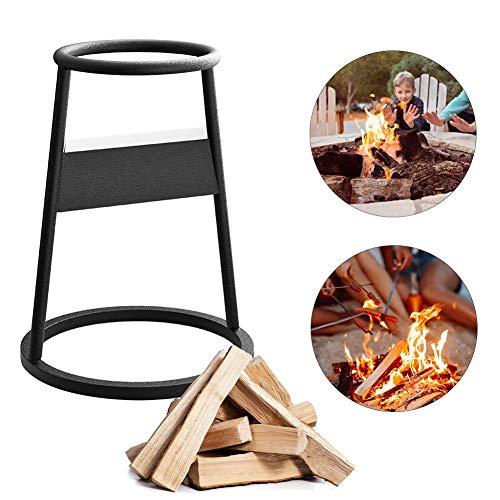 Holzspalter Manuell,Brennholz Splitter Anzünden Kohlenstoffstahl Hocheffizient Holzspaltwerkzeug