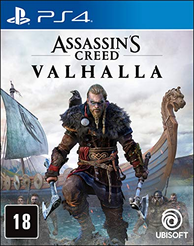 Assassin's Creed Valhalla - Edição Limitada - PlayStation 4