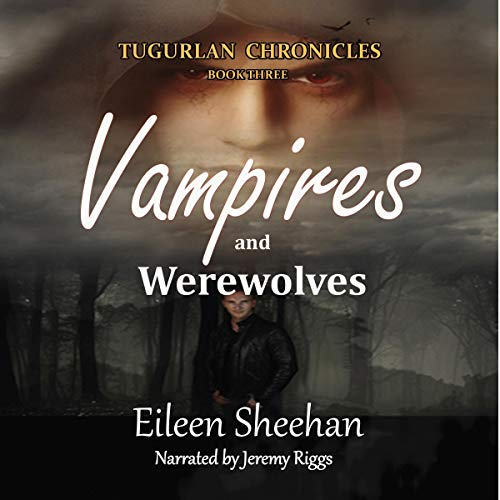 Vampires and Werewolves audiobook cover art