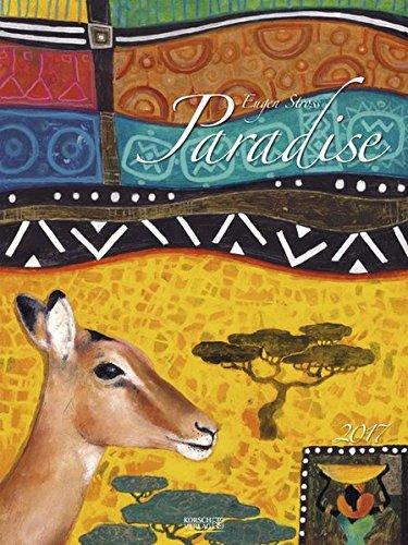 Paradise 2017: Kunst Gallery Kalender