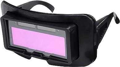 NC Óculos de soldagem com escurecimento automático Capacete de soldagem para soldador solar Lente de óculos de proteção oc...