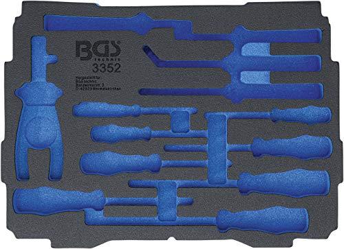BGS 3352-1 | Schaumeinlage für Art BOXSYS1 & 2 | leer | für Art 3352