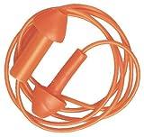 Tasco 9004 RD-1 (BG) Pre-Molded Earplugs, NRR=24, Corded in Bags, Orange (Pack of 100)