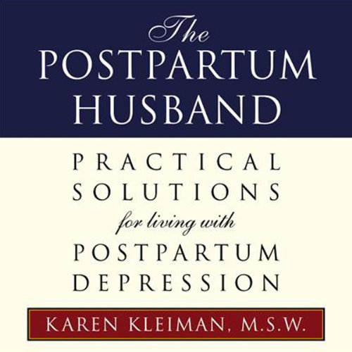 Postpartum Husband audiobook cover art