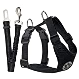 Dog Seat Belt Harness Review and Comparison