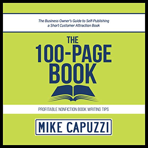 The 100-Page Book cover art