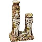 Nobby Egipcio Estatuas Ornamentos Acuario, 6,7 x 4,5 x 10,6 cm