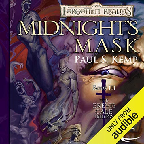 Couverture de Midnight's Mask