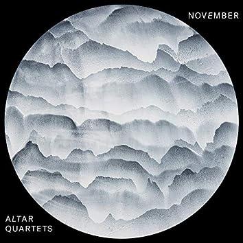 Altar Quartets: November