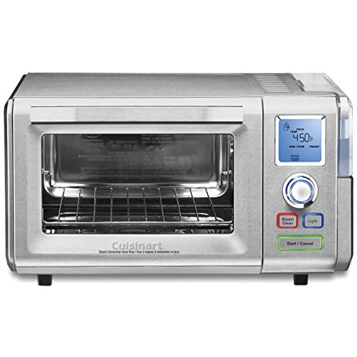 CUISINART CSO-300N1C Combo Steam Plus Convection Oven, Silver