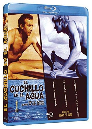 El Cuchillo En El Agua BD 1962 Nóz W. Wodzie - Knife in the Water [Blu-ray]