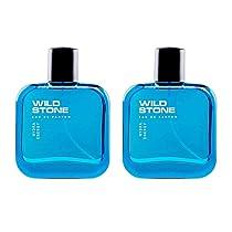 Wild Stone Hydra Energy Spray Perfume Combo For Men, Pack of 2 (50ml each)