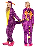 Spyro Dragon Onesie Unisex Adult Women Girls Men Pajamas (Medium-Dragon)
