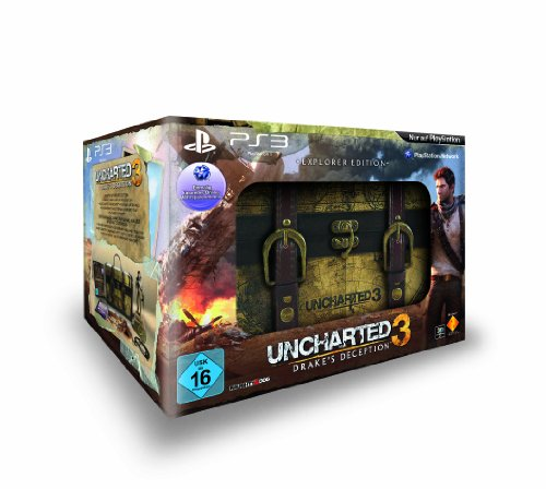 Uncharted 3: Drake's Deception - Explorer Edition