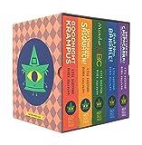 Hazy Dell Press 5-Book Gift Set (Hazy Dell Press Monster Series)