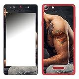 Disagu SF-106693_1008 Design Folie für Wiko Selfy 4G - Motiv Mom - Tattoo