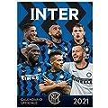 Official Inter Milan (Internazionale) 2021 Soccer Calendar