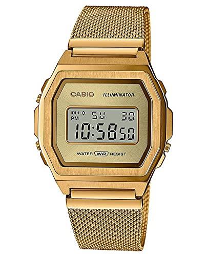 CASIO Digital A1000MG-9EF