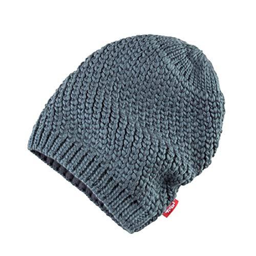 Tirol Mütze Inge grau