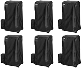 Masterbuilt 44 Inch Weather Resistant Propane Gas Smoker and Tank Cover (6 Pack)