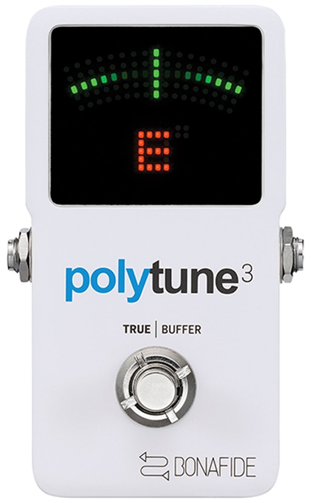TC Electronic PolyTune Polyphonic Guitar