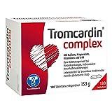Tromcardin Complex Tabletten, Farblos, 80 Tabletten