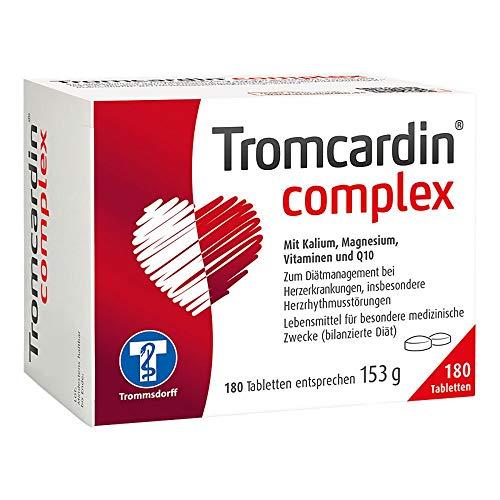 Tromcardin Complex Tabletten, Farblos, 180 Tabletten