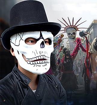james bond skeleton mask