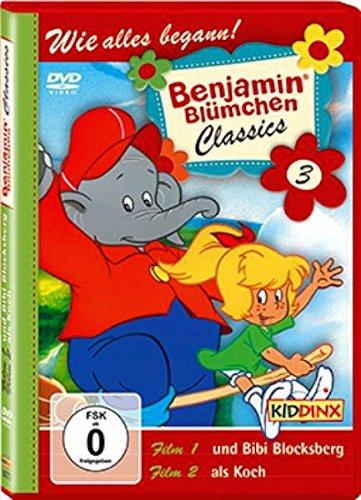 Benjamin Blümchen Classics - Benjamin und Bibi Blocksberg/ Benjamin als Koch