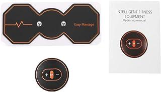 Masajeador cervical, mini multifuncional 5 modos 10 fuerza masajeador de cuello eléctrico Tratamiento para el alivio del dolor de espalda, pie, cuello, hombro, pierna, pantorrilla