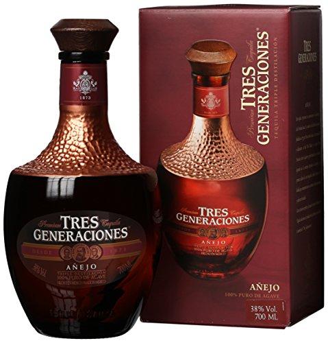 Sauza Tres Generaciones Tequila Añejo (1 x 0.7 l)