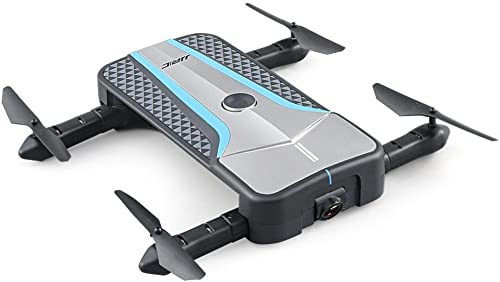 ola Mini Drone De Poche Pliable JJRC H62 FPV Selfie 720 P Flux Optique Tirant FacileHommest Facile Transporter 360 ° Cool Tumbling Quadcopter (A)