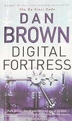 Cover of Digital Fortress by Dan Brown