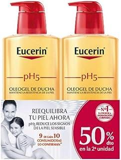 Eucerin Family Pack Ph5 Oleogel de Ducha 1000 ml y oleogel