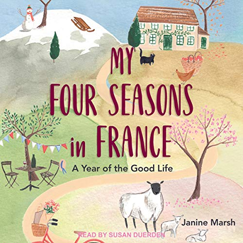 My Four Seasons in France cover art