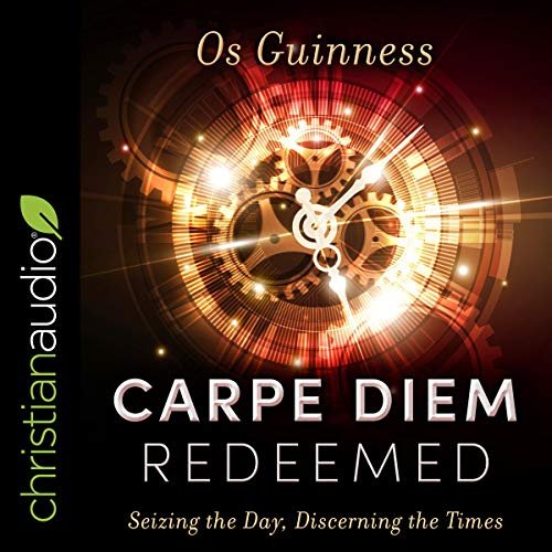 Carpe Diem Redeemed audiobook cover art