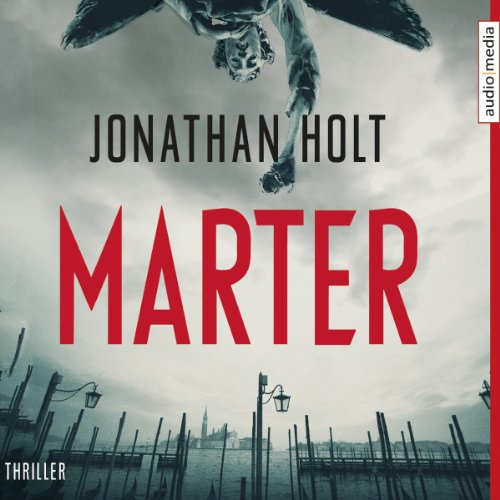Marter audiobook cover art