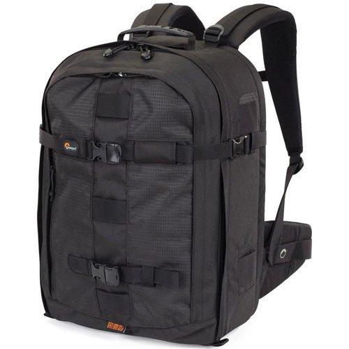 Lowepro Pro Runner 450 AW - Mochila con compartimientos para cámaras, Negro