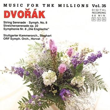 Music For The Millions Vol. 35 - Antonin Dvorak