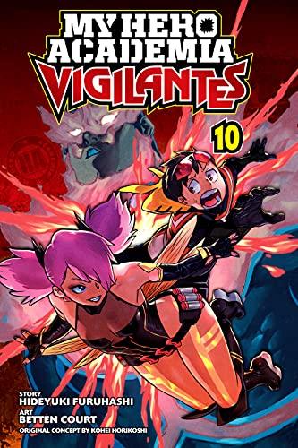 My Hero Academia: Vigilantes, Vol. 10 (English Edition)