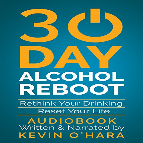 30 Day Alcohol Reboot audiobook cover art