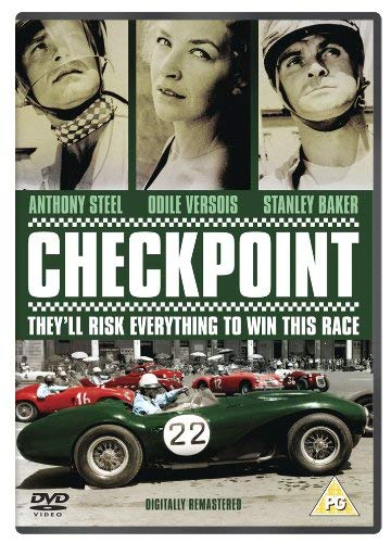 Checkpoint (1956) ( Check point ) [ NON-USA FORMAT, PAL, Reg.0 Import - United Kingdom ]