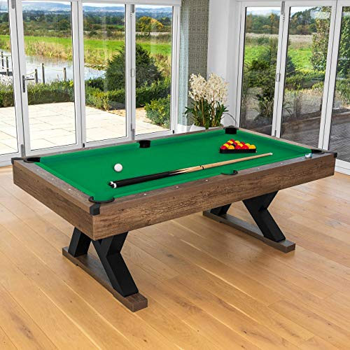Pinpoint Table de Billard Pool Table de Billard Anglais...