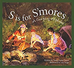 S is for S'mores Camping Book for Kids