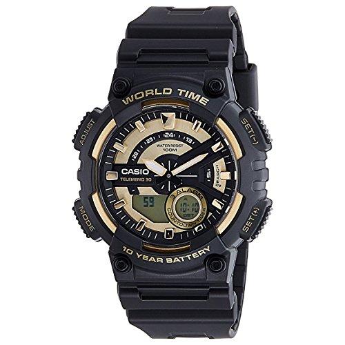 Casio Reloj de Pulsera AEQ-110BW-9AVEF