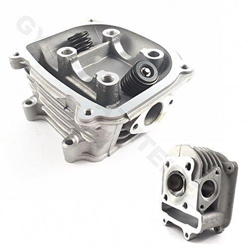 Cabezal de cilindro completo, 125 cc, 52 mm, para motocicleta, para motores 152QMI GY6 de 4 tiempos-